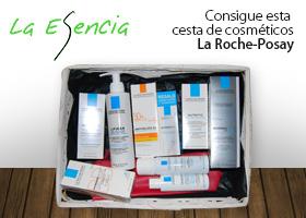 Sorteo de una cesta de cosméticos La Roche-Posay