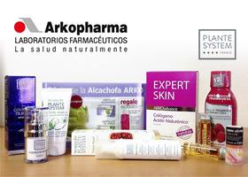 Salud y belleza con Arkopharma