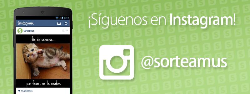 ¡Ya tenemos Instagram!