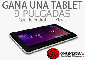 GANA ESTA INCREIBLE TABLET