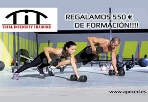CURSOS GRATUITOS (TIT - TOTAL INTENSITY TRAINING)