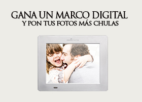 MARCO DIGITAL PARA TUS FOTOS MÁS CHULAS