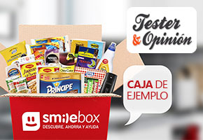 GANA UNA SMILEBOX GRATIS CON TESTER & OPINION
