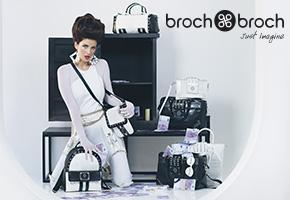 GANA UN BOLSO GLAM HOLDUP DE BROCH&BROCH;
