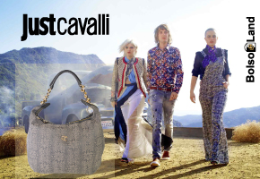CONSIGUE UN EXCLUSIVO BOLSO JUST CAVALLI