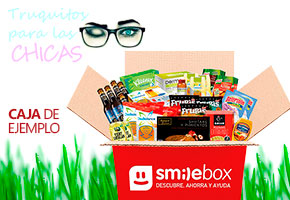 GANA UNA SMILEBOX CON TRUQUITOS PARA CHICAS