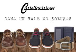 CONSIGUE UN VALE DE 50€ CON CASTELLANISIMOS