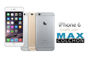 GANA UN iPHONE 6 TOTALMENTE GRATIS