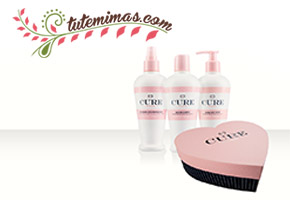 SORTEO PACK I.C.O.N. CURE BY CHIARA