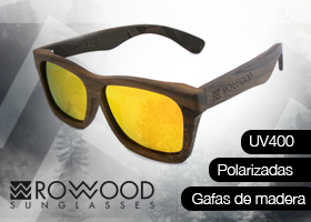 CONSIGUE TUS ROWWOOD: WOODEN POLARIZED SUNGLASSES