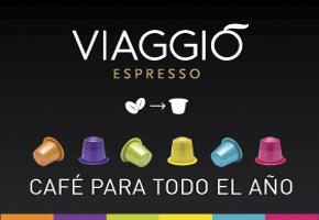 SORTEO CAFÉ VIAGGIO ESPRESSO PARA UN AÑO