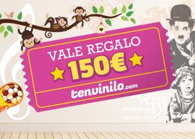 GANA 150€ EN VINILOS DECORATIVOS