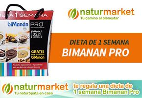 PACK DIETA 7 DÍAS DE BIMANAN PRO