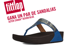 GANA UNAS AZTEK CHADA™ FITFLOP ESPAÑA