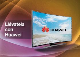 "GRACIAS A HUAWEI ESTE TV DE 42"" PUEDE SER TUYO!"