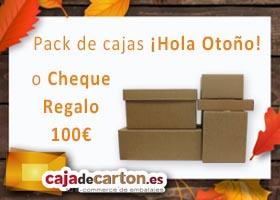 CONSIGUE EL PACK DE CAJAS HOLA OTOÑO