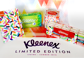 KLEENEX® LIMITED EDITION