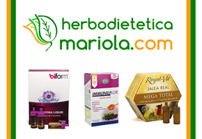 HERBODIETÉTICA MARIOLA TE REGALA 50€ PARA CONSUMIR EN SU WEB