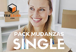 PACK AHORRO MUDANZA SINGLE TELECAJAS