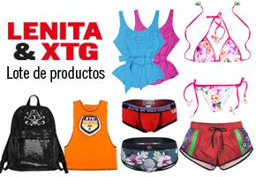 GANA UN PACK PRODUCTOS LENITA & XTG