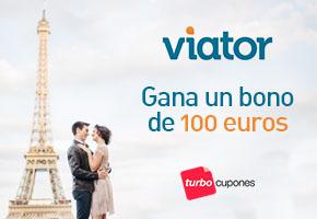 GANA UN BONO DE 100€ EN VIATOR CON TURBOCUPONES