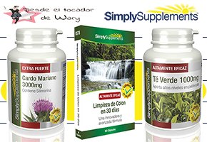 SUPLEMENTOS CON SIMPLY SUPPLEMENTS