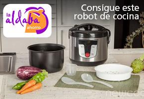 OLLA ROBOT VALORADA EN 200€