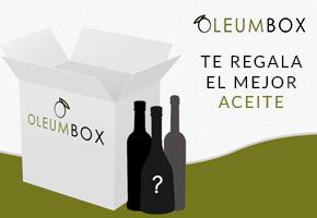 OLEUMBOX REGALA EL MEJOR ACEITE