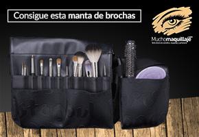 MANTA DE BROCHAS VENDETTA PLATINUM DUPLO