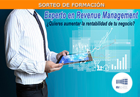 BECA DEL 50% EN EXPERTO EN REVENUE MANAGEMENT