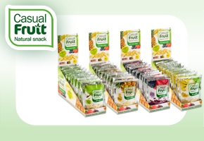 ¡GANA ESTE DELICIOSO PACK CASUAL FRUIT!