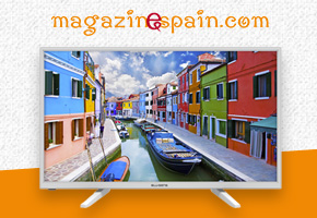 ¡MAGAZINE SPAIN TE REGALA UNA TV-LED H339 DE CINE!