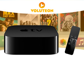 VOLUTEON QUIERE REGALARTE LA APPLE TV