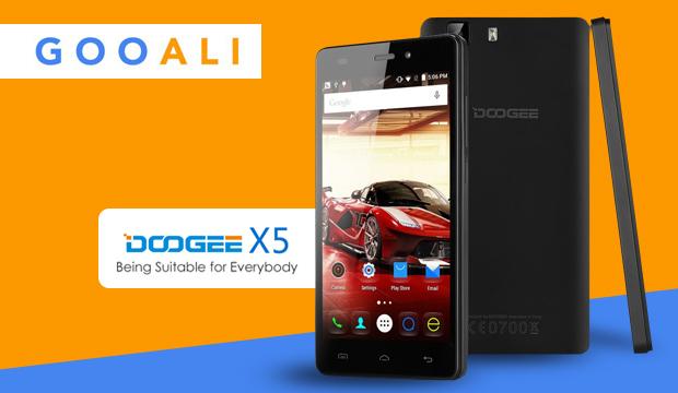 ¡GOOALI.COM REGALA EL SMARTPHONE DOOGEE X5!