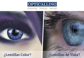 OPTICALLING REGALA LENTILLAS DIARIAS O LENTILLAS DE COLOR
