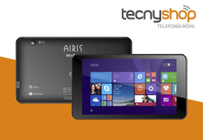 TECNYSHOP REGALA LA TABLET AIRIS TAB70W