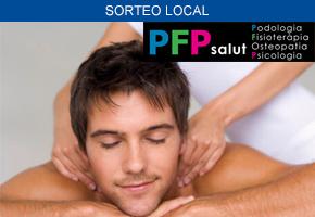 ¡PFP SALUT TE INVITA A SUS TERAPIAS RELAJANTES!