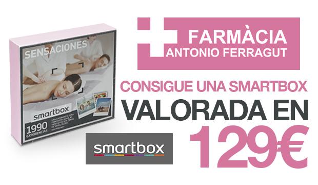 CONSIGUE SMARTBOX VALORADO EN 129 EUROS