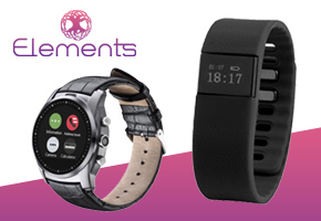 ELEMENTS DEVICES INVITA AL MUNDO DEL SMARTWATCH