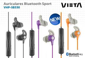 VHP-SB330 EL AURICULAR BLUETOOTH SPORT QUE BATE MARCAS
