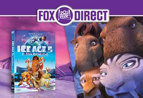 DISFRUTA DE ICE AGE GRACIAS A FOXDIRECT.ES