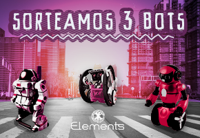 ELEMENTS DEVICES REGALARÁ UN KIT ESPECIAL DE ROBOTS