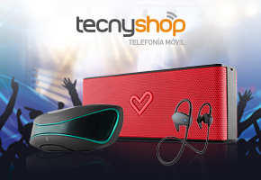 MUSIC ROOM BLUETOOTH GRACIAS A TECNYSHOP