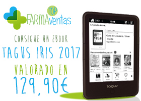 CONSIGUE UN EBOOK TAGUS IRIS 2017